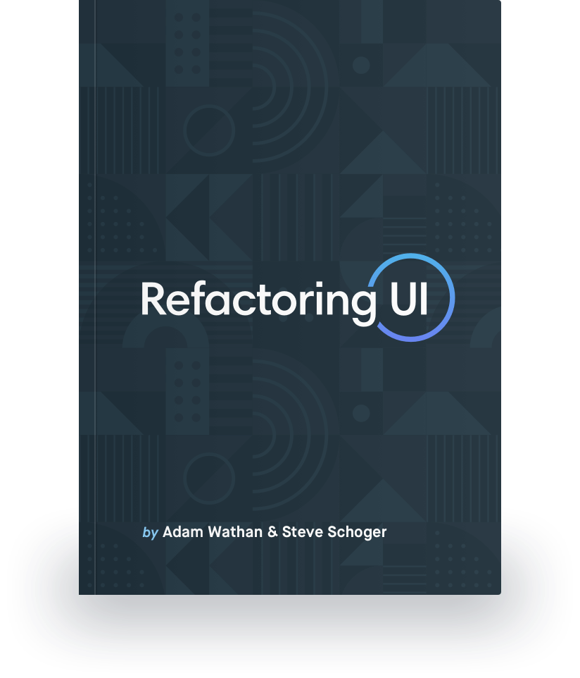 Refactoring UI: The Book